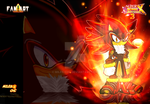 SHADOW THE HEDGEHOG FASE 4 (FAN MADE) by Miles-CHC