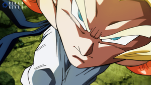 Gogeta Dbs Style by RenanFNA