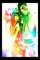 Jayy Von Monroe and Dahvie Vanity by synora