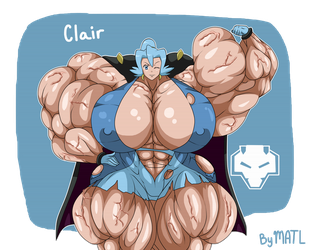 Commission - Super Clair by MATL