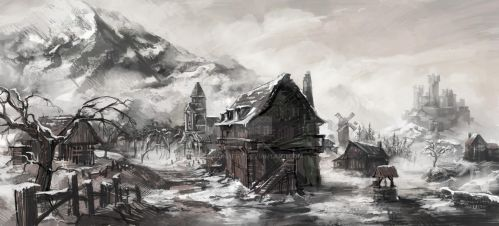 RP Impress. 2: Cold Village by Remainaery