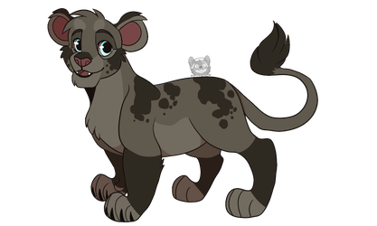 Lion Cub Adopt   CLOSED by Purrfectpal