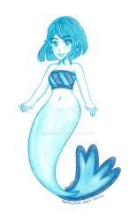 MerMay 2019 - Day 8 - Marilee by Sirenilily