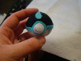Pokeball Prototype by GhostLiger