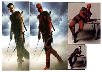 Deadpool Movie - The REAL Deadpool by joshuathejames