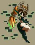 Midna by Seaworm
