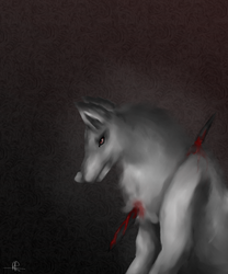Silent Rage by WolfHeart225