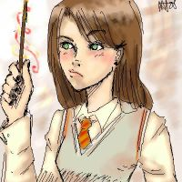 Gryffindor? by starchiishio