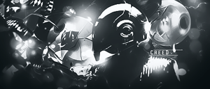 DaftPunk by AcCreed