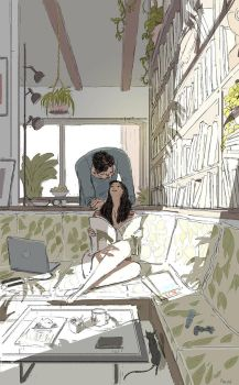 Lazy Fall Afternoon. by PascalCampion