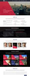 EB5 Group Design Mockup by shoahmed
