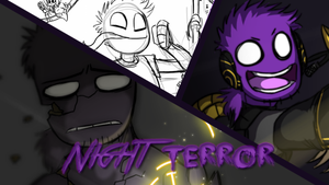 NIGTH TERROR by Mike-love-Smidcht