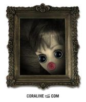 button eyes coraline by moodywoods