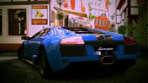 Lamborghini LP-640 Chrome Line by MercilessOne