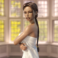 Classic Raider 97 by tombraider4ever