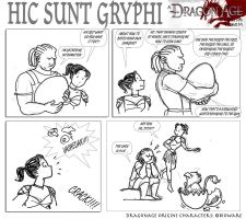 DAO: Hic Sunt Gryphi by SoniaCarreras