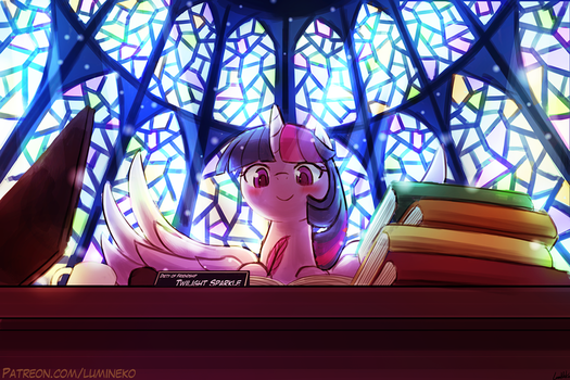 Deity of Friendship by luminaura