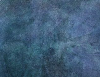 Blue canvas by SolStock