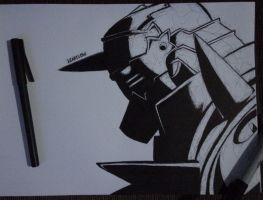Alphonse Elric by LearClow