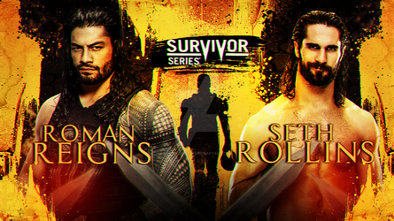 WWE Survivor Series Custom Match Card by LstarEditions