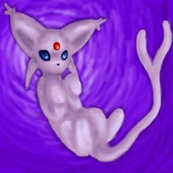 .:Espeon:. by tranquillitystar