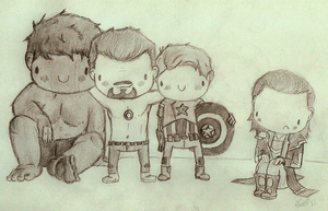 Tony you whore. by The-Investigators