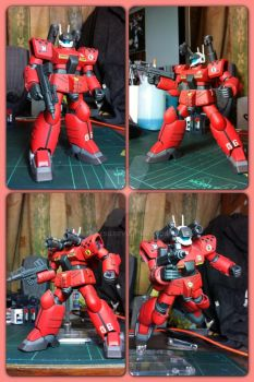RX-77D Guncannon Mass Production Type (Gundam0080) by BazSg