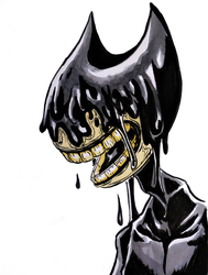 Bendy Head shot by FullmetalDevil