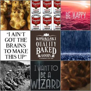 Jacob Kowalski Moodboard by SweetOphelia4231616