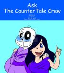 Ask the CounterTale Crew! by RTNightmare