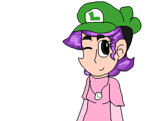 Some Drawing I made in Drawpile by Luigis-Sister18
