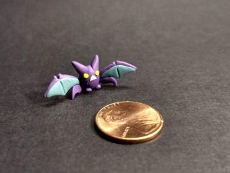 Mini Pokemon #169 by Snowifer
