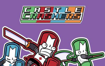 Castle Crashers Widescreen by Namelessv1