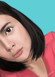 Sofia Andres by nicollearl