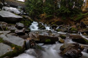 Cottonwood Waterfalls by EaGle1337