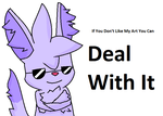 Minx Deal With It by SnowMinx