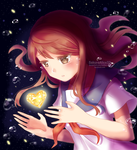 Fragile Heart + (Speedpaint Video) by SakuraAlice33