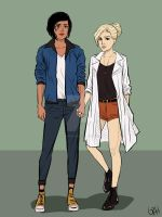 More lowkey Pharmercy by GiannaRoseH
