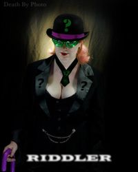 RIDDLER by mainman666