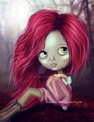 Doll with redhair by jiajenn