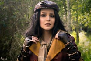 Fallout 4 - Piper cosplay by ver1sa
