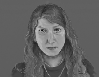 Kate Tempest (quick study) by FrerinHagsolb
