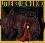 Little Red Riding Hood-Book Cover Assignment by EmersonWolfe