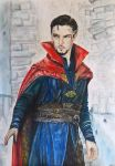 Doctor Stephen Strange Version 2 by IsabellaPrince