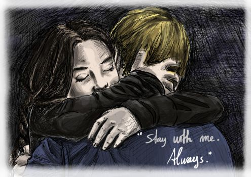 Stay with me. Always by joanap
