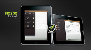 Nozbe for iPad GUI by tomeqq