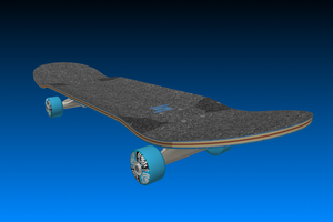 Skateboard download by Rolneeq