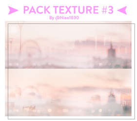 //14112017// PACK TEXTURE #3 by Niee1830