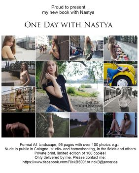 New Book: One Day with Nastya by RickB500