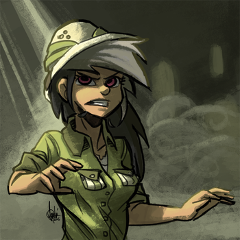 Daring Do by TheArtrix
